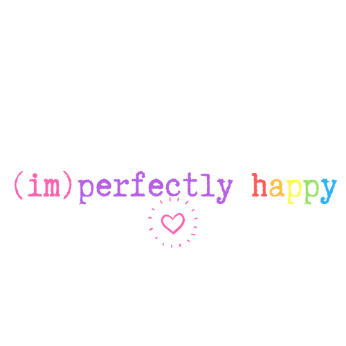 imperfectly happy